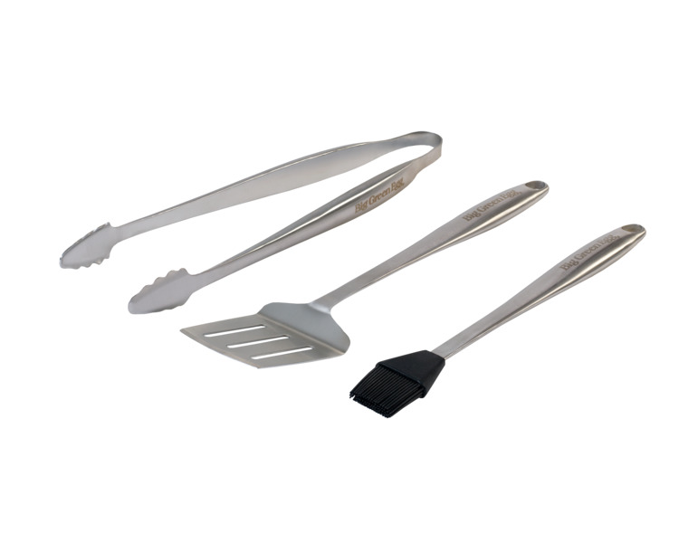 НАБОР ИНСТРУМЕНТОВ BBQ PREMIUM (PREMIUM Set of Premium Long Handle 3-Tool)