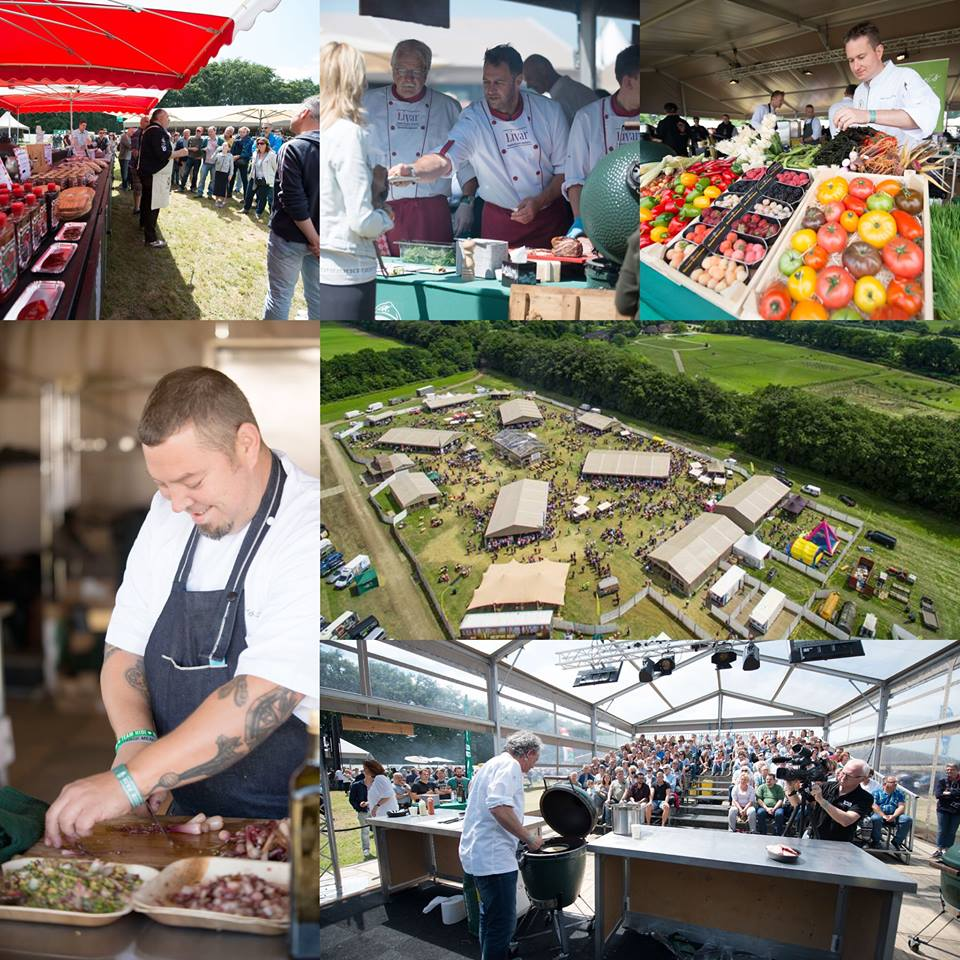 Big Green Egg's Flavour Fair 2016